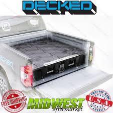 100 Truck Bed Storage System Decked Fits 20102017 Dodge Ram 2500 3500 6