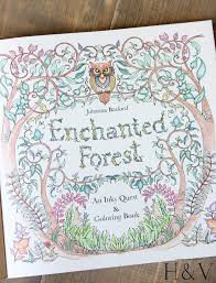 Secret Garden Coloring Book Create Tote Giveaway