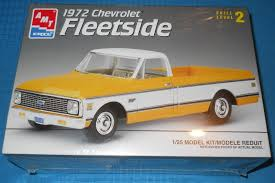 AMT ERTL 1972 Chevrolet Fleetside Pickup Truck Model Kit 1 25 | EBay Amt Ertl 1972 Chevrolet Fleetside Pickup Truck Model Kit 1 25 Ebay For Sale Chevy Find 1974 Mazda Rotary Charity 196372 Long Bed To Short Cversion Installation Brothers C10 53 Turbo Ls1tech Camaro And Febird Forum 1965 Chevelle El Camino Wiring Diagram Ebay Library Gary Coopers Neverdone Cheyenne Hot Rod Network Classic Cars For Michigan Muscle Old Split Personality Ford Ranchero 500 Nova Ss Editors Challenge 1941 Jim Carter Parts K20 4x4 34 Ton C10 C20 Gmc Pickup Fuel Injected