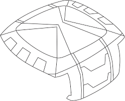 Ben Omniverse Omnitrix Coloring Pages