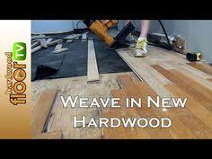 Buffing Hardwood Floors Youtube by Patching Hardwood Floors House Tips Pinterest House Woods