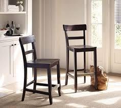 Bar stools pottery barn isabella barstool c new impression