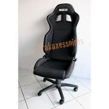 chaise baquet de bureau siege de bureau sparco frakaxessoires ch
