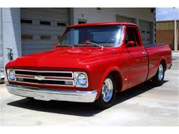 1967 Chevrolet C10 For Sale On ClassicCars.com