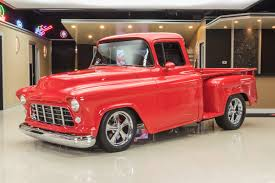 100 Classic Chevrolet Trucks For Sale 1956 3100 Cars For Michigan Muscle Old
