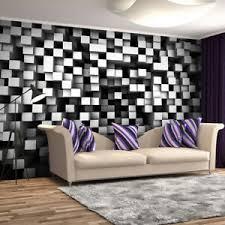 details zu fototapete vlies kubische würfel tapeten fototapeten wohnzimmer fdb131
