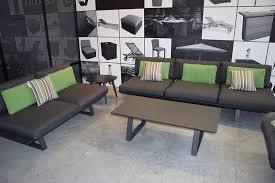 canapé de jardin design stunning salon de jardin design en alu photos antoniogarcia info