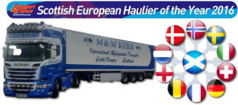 100 Refrigerated Trucking Companies Meat Transport Specialists M And M Kerr Of Castle Douglas