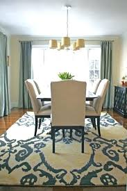 Dining Room Area Rugs Ideas Contemporary Modern Project Awesome Pics