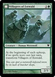 Mtg Werewolf Deck Ideas by 72 Best Magic Images On Pinterest Magic Cards Wolves And Wolf
