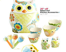Pier One For Off Select Owl Kitchen Accessories Need The Spoon Rest Cute Stuff Best Ideas