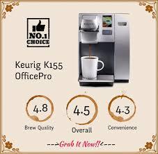 Keurig K155 OfficePro Commercial Coffee Maker