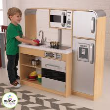 Play Kitchen Sets Walmart by Kidkraft Ultimate Chef U0027s Kitchen Walmart Com