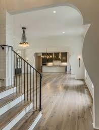 Love These Light Slightly Gray Weathered Floors
