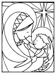 Draw Baby Jesus Coloring Pages 97 In Gallery Ideas With