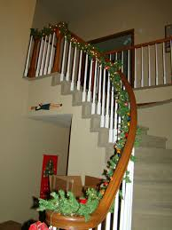 Christmas Foyer | The Mac And Cheese Chronicles Home Depot Bannister How To Hang Garland On Your Banister Summer Christmas Deck The Halls With Beautiful West Cobb Magazine 12 Creative Decorating Ideas Banisters Bank Account Season Decorate For Stunning The Staircase 45 Of Creating Custom Youtube For Cbid Home Decor And Design Christmas Garlands Diy Village Singular Photos Baby Nursery Inspiring Stockings Were Hung Part Adams