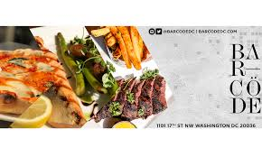 100 Barcode Washington Dc Restaurant Bar And Lounge Delivery Order Online
