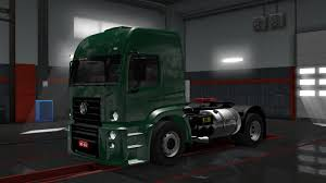 VW Constellation 19-330 [1.30.x]   ETS2 Mods   Euro Truck Simulator ...