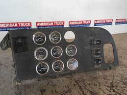 Used Dash Panel With 9 Guages & 3Switches For 2011 Peterbilt 367 For ... Used Rh Side Door Panel For Intertional 4300 Sale Phoenix Lot Tour Of Lifted Trucks In Arizona Arizonas Toughest Step 1998 Kenworth T600 Az Sv New 2017 Ford F350 Lariat Truck Parts Just And Van Rodeo Goodyear Dealer Products For Dump 2006 Freightliner Business Class M2 106 119016664 Salvage 2 Westoz 2015 Cascadia Goes Above Dash