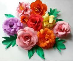 DIY Simple Paper Flower