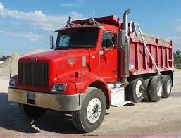 100 Peterbilt Tri Axle Dump Trucks For Sale 2003 330 Dump Truck Item K7119 SOLD July 28 C