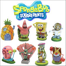 Spongebob Aquarium Decor Amazon by Amazon Com Penn Plax Sandy Resin Ornament Aquarium Decor Pet