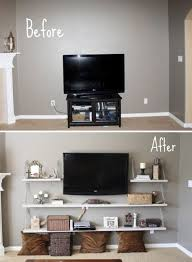 cheap decorating ideas for living room walls photo of good cheap