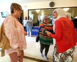 Halloween Express Houston Katy Tx by Katy Mosque Welcomes Neighbors Of All Faiths Houston Chronicle