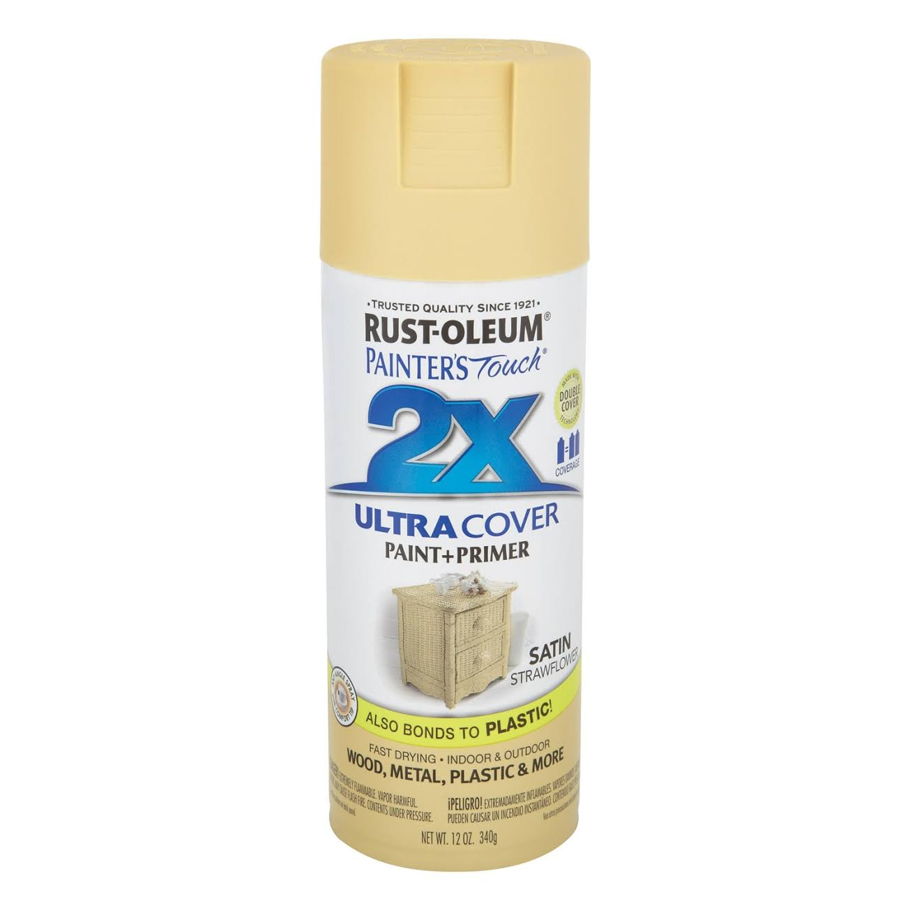 Rust Oleum 249065 Painter's Touch Multi Purpose Spray Paint - 12oz