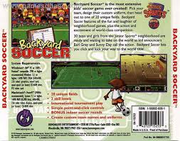 Backyard Soccer 1998 | Outdoor Furniture Design And Ideas Backyard Soccer Download Outdoor Fniture Design And Ideas 1998 Hockey 2005 Pc 2004 Ebay Indoor Soccer Episode 3 Youtube Download Backyard Full Version Europe Reviews Downloads Lets Play Elderly Games Ep 1 Baseball Part Football Wii Goods