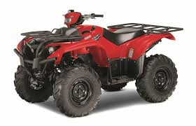 Yamaha 2016 Grizzly And Kodiak ATVs In Production | Medium Duty Work ...