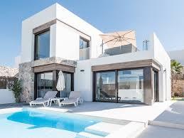 100 Modern House 3 Brand New Bedroom With Pool La Finca Golf Algorfa