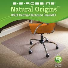 Es Robbins Chair Mat High Pile by News Es Robbins Office Products