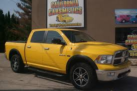 100 Oem Truck Accessories 2009 Ram With No Drill OEM Style Flares CALIFORNIA CARSMETICS