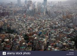 100 Apartments In Taiwan Crowded And Housing Near Central Taipei