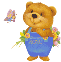 Animated Teddy Image 0035