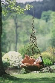 si e hamac gradina ta de vis idei de amenajari cu balansoare si leagane