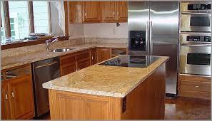 gold kitchen kashmir gold granite countertop sles