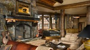 Rustic Incredible 40 Awesome Living Room Decorating Ideas Decoholic For