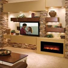 Brilliant Living Room Electric Fireplace And 25 Best Fireplaces Ideas On Home Design Tv
