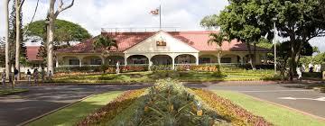 Dole Pineapple Plantation Oahu Hawaii