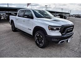 100 4x4 Truck Rims New 2019 Ram 1500 REBEL 4X4 CREW CAB 57 BOX Truck In Artesia 7804