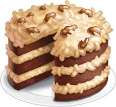 File Recipe German Chocolate Cake