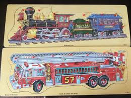 PUZZLE WOOD FIRE Truck & Railroad Train Shure Large Preschool Peg ... Free Fire Truck Printables Preschool Number Puzzles Early Giant Floor Puzzle For Delivery In Ukraine Lena Wooden 6 Pcs Babymarktcom Pouch Ravensburger 03227 3 Amazoncouk Toys Games Personalized Etsy Amazoncom Melissa Doug Chunky 18 Sound Peg With Eeboo Childrens 20 Piece Buy Online Bestchoiceproducts Best Choice Products 36piece Set Of 2 Kids Take Masterpieces Hometown Heroes Firehouse Dreams Vintage Emergency Toy Game Fire Truck With Flashlights Effect