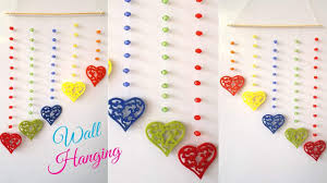 DIY Crafts Wall Hanging For Home Decoration