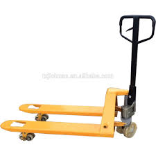 100 Hydraulic Hand Truck Manual Pallet Jack With Ac Pump AlStock