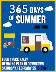 100 Truck Games 365 Hemming Park On Twitter Did Someone Say Food Rally Yes Yes