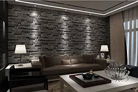 3d dreidimensionale fliesen brick pattern wallpaper
