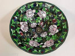 Quoizel Tiffany Lamp Shades by Quoizel Huge 22 Tiffany Style Stained Glass Pendant Light Lamp