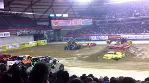 100 Monster Truck Show Atlanta Tacoma Jam Kid 101
